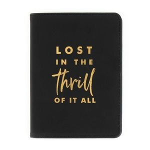 Paper Destiny Thrill Of It All Passport Cover